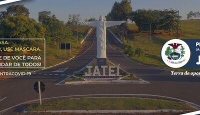 Jateí registra mais 03 casos confirmados com 123 em isolamento domiciliar, Confira o Boletim