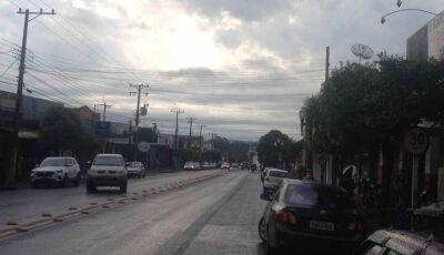 Previsão indica temporais com vento forte para Fátima do Sul e outros 55 municípios