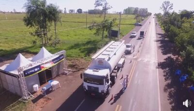VÍDEO: Barreira Sanitária aborda mais de 4 mil veículos e mais de 8 mil pessoas entram em Jateí