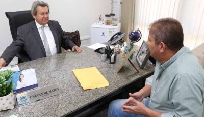 Emenda de Onevan assegura van para Saúde de Novo Horizonte do Sul