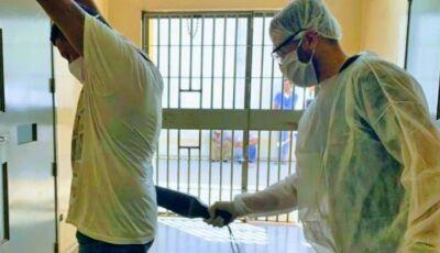 Com materiais de proteção e higiene, MS segue sem confirmação de coronavírus entre presos