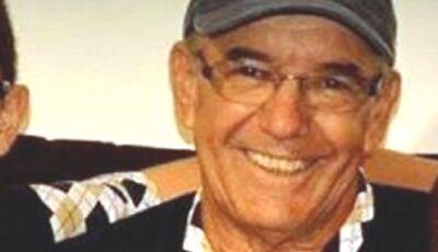 Família informa horário de velório e sepultamento do amigo Carlinhos em Fátima do Sul
