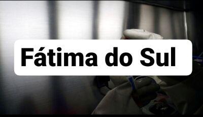 Fátima do Sul tem 187 confirmados e 62 suspeitos, MS surta e tem 379 infectados nas últimas 24h