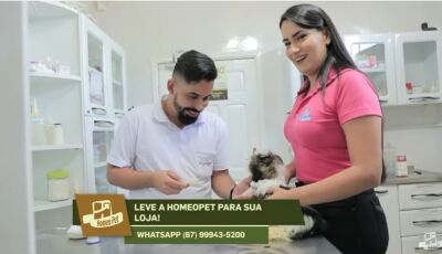 Cia do Bicho de Fátima do Sul é destaque no programa Homeo Pet TV, Assista