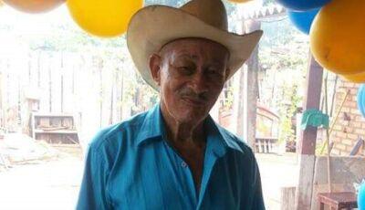 Fátima do Sul de luto, morre pioneiro Joaquim Militrino e velório será das 13h às 15h na Capela