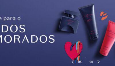 O Boticário convida a todos para conhecer os lançamento do Dia dos Namorados em Fátima do Sul