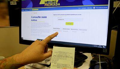 CPF na nota?, consumidores que incluíram CPF na nota concorrem a mais 300 mil neste sábado
