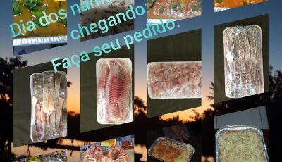 Delivery do Pesqueiro 7 Bello tem pratos deliciosos, CONFIRA, entrega em Fátima do Sul e Vicentina