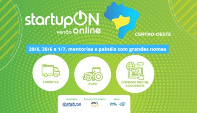 StartupON Centro-Oeste inicia na segunda com o apoio da Inova UNIGRAN