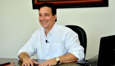 DEM oficializa pré-candidatura do empresário José Paulo Paleari em Nova Alvorada do Sul
