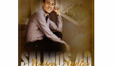 Ouça agora cd completo do cantor gloriadouradense e compositor weslen Santos