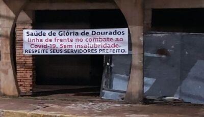 Prefeitura ignora laudo pericial que garante insalubridade aos Agentes ACS em Gloria de Dourados