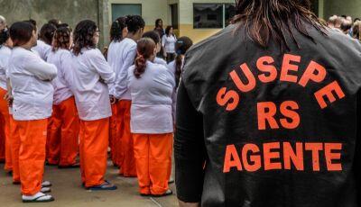 Presídio de Rio Brilhante que tem 21 detentas com covid-19 tem princípio de motim