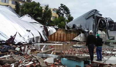 Ao menos nove pessoas morreram devido a ciclone que atingiu Região Sul