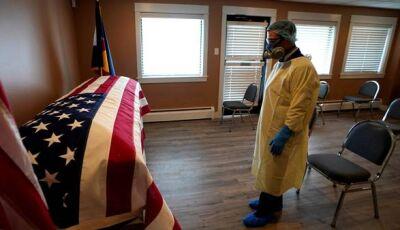 EUA batem recorde e registram mais de 64 mil novos casos em 24 horas