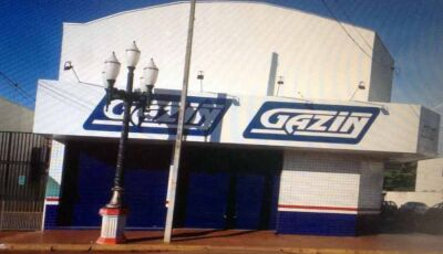 Lojas Gazin de Fátima do Sul fecha as portas em razão de colaboradora testar positivo Covid-19