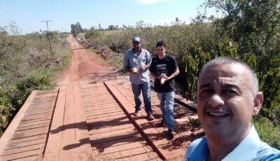 Vereadores pedem esclarecimentos em possíveis irregularidades na aquisição de madeira para pontes