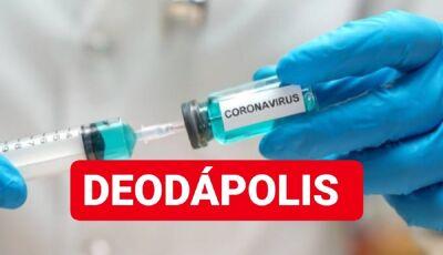 Deodápolis chega a preocupante marca de 40 casos confirmados, 05 só nas últimas 24h, VEJA BOLETIM