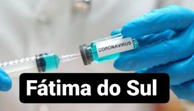 ZERANDO OS CASOS: População se conscientiza no isolamento e distanciamento em Fátima do Sul