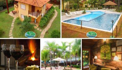 Hotel Águas de Bonito te espera com toda segurança e responsabilidade, bora pra Bonito (MS)?