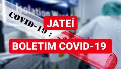 Novos casos são confirmados de Covid-19 e vem de moradores da área de fazenda, veja boletim de Jateí