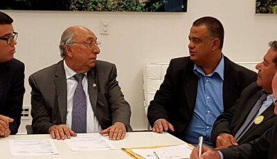 Marcio Teles destaca trabalho do ex-senador Pedro Chaves por recursos viabilizados para Deodápolis