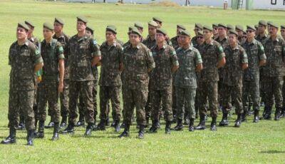 Exército abre seleção com vagas temporárias para MS e salários de até R$ 7,5 mil
