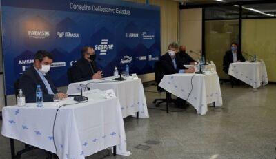Linhas de crédito emergenciais devem beneficiar 3 mil pequenos empresários de MS