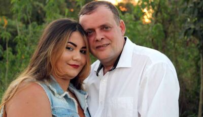 Enlace matrimonial dos amigos Alvaro e Camila será neste sábado, 25 em Fátima do Sul