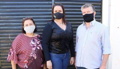 Com devidos cuidados, detentas retornará as atividades de limpeza das ruas nesta segunda em Jateí