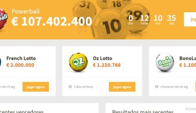 Os sites de loteria on-line são legítimos?