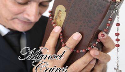 No ano em Padre Zezinho faz 79 anos, Manoel Caires lança seu primeiro CD 'Tributo ao Padre Zezinho'