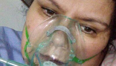 """""""Lutei para viver"""": após 9 dias na UTI, douradense fala da batalha contra covid-19"""