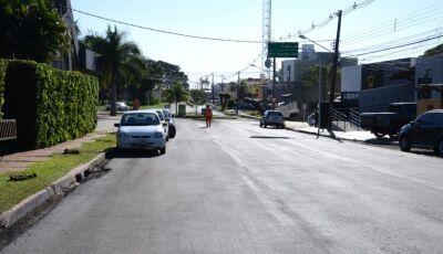 Estado garante recursos para asfalto novo em ruas e avenidas de Campo Grande