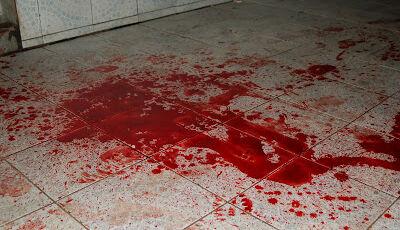 Homem ataca namorado com facão e acaba preso ao ir a hospital