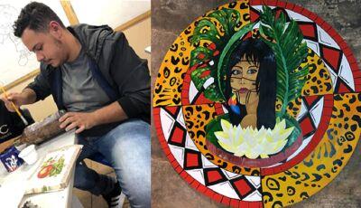 Vicentinense se une a outros artistas para Festival Multicultural em favor dos povos Guarani-Kaiowá