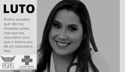 CORONAVÍRUS: Médica de 29 anos perde a vida para a covid-19 após ficar quase 30 dias da UTI