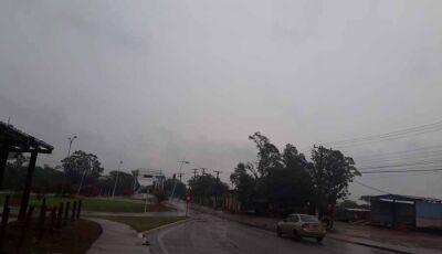 INMET alerta para tempestade em Fátima do Sul e 51 cidades do MS