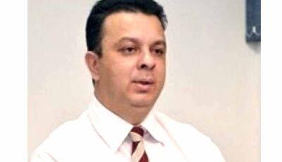 Delegado  de Angélica é internado em UTI após contaminação por coronavírus