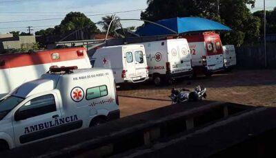 Denúncia diz que ambulâncias de Ribas estão sem combustível há dois dias