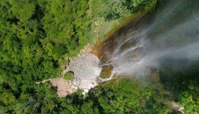 Maior cachoeira do MS, Boca da Onça retorna com muitas novidades, confira