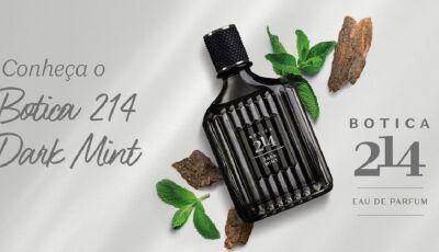 Vá até O Boticário ganhe uma amostra do Botica 214 Dark Mint e concorra ao Kit presente Dia dos Pais