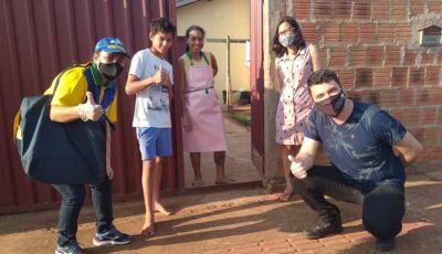 Escola Vila Brasil desenvolve projeto correio escolar em Fátima do Sul