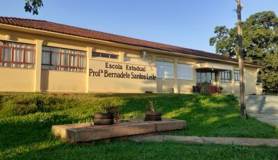 Escola Bernadete Santos Leite faz chamada pública para merenda escolar em JATEÍ