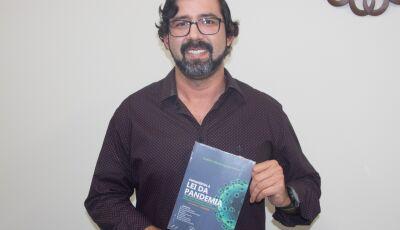 Professor de Direito da UNIGRAN lança um dos primeiros livros sobre a Lei da Pandemia