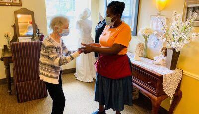Mulher de 107 anos sobrevive ao Coronavírus e à Gripe Espanhola