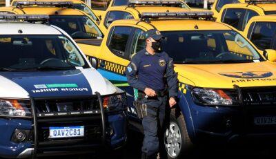 Governo de MS reforça estrutura das polícias para combater criminalidade
