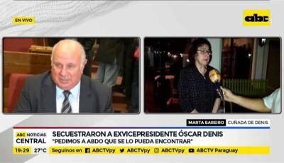 Presidente paraguaio acompanha buscas por político sequestrado pelo EPP