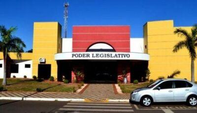Covid-19 atinge dois vereadores e a sessão foi adiada em Navirai