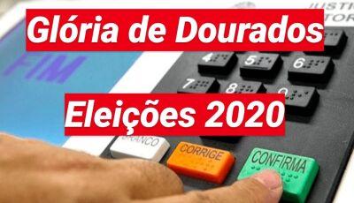 Confira os nomes dos 78 candidatos a vereadores e números de cada um em Glória de Dourados
